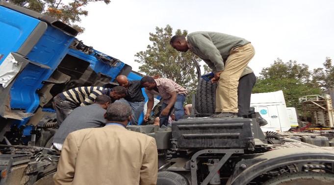 Ethiopia : Team training