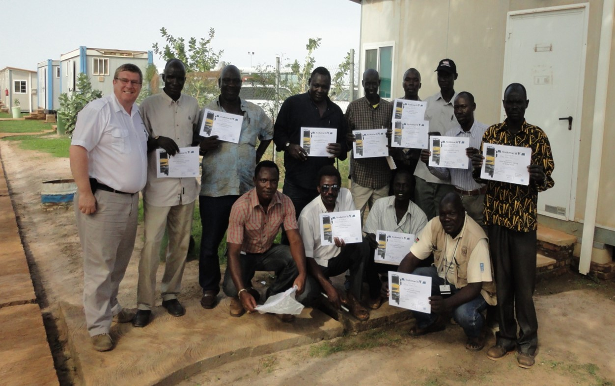 Ethiopia: Certified Trainees